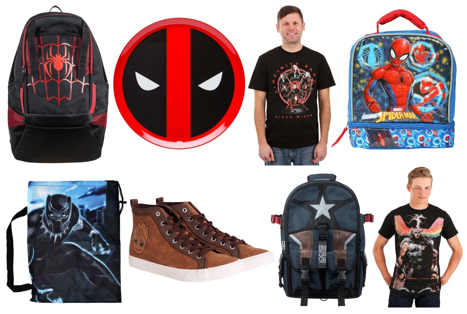 Marvel Gifts for School