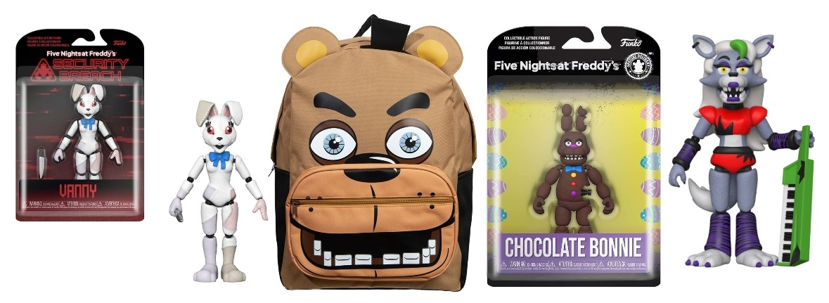 Five Nights at Freddy's Gift Ideas