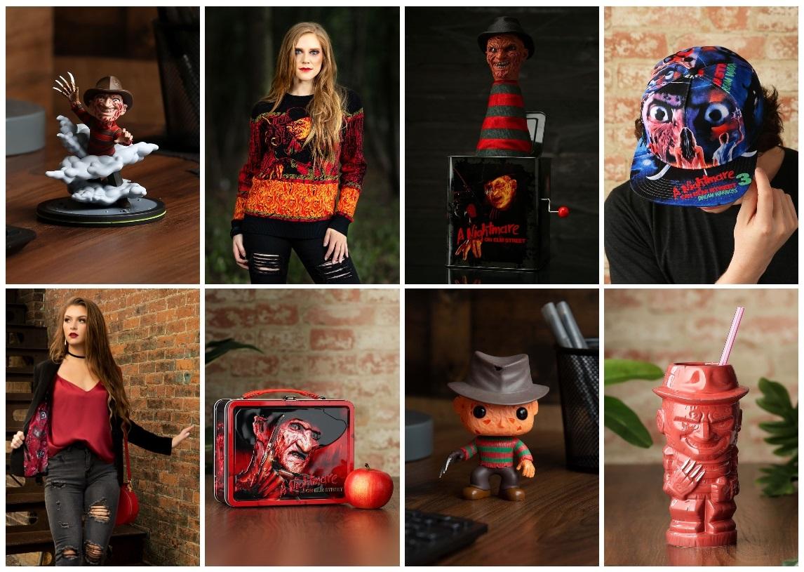Freddy Krueger Gift Ideas
