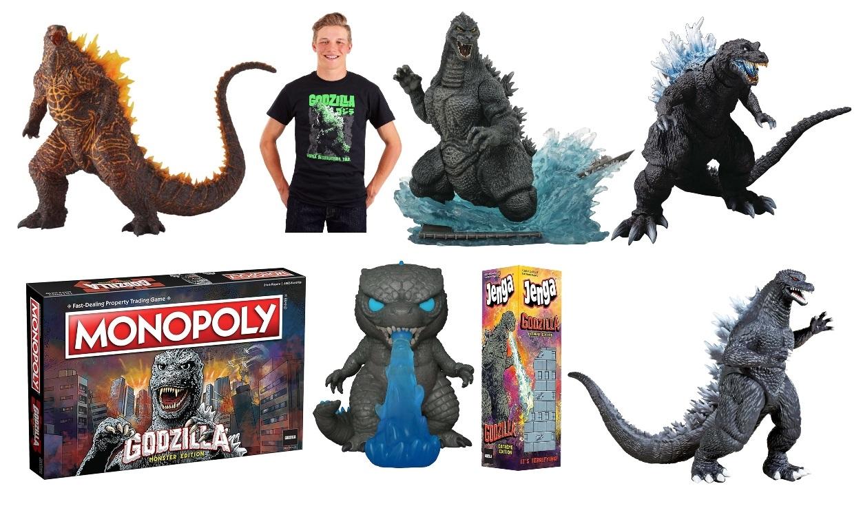 Godzilla Gift Ideas
