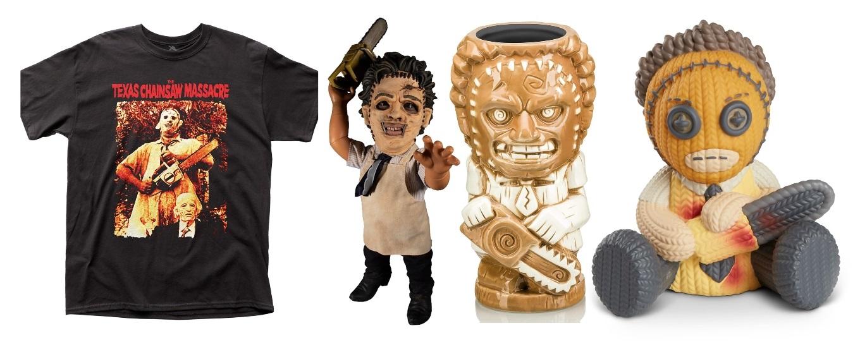 Texas Chainsaw Massacre Gift Ideas