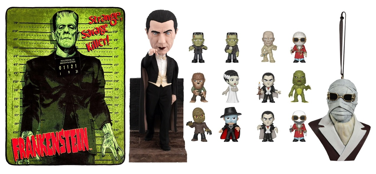 Universal Monsters Gift Ideas