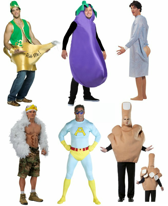 Funny Costumes for Adults