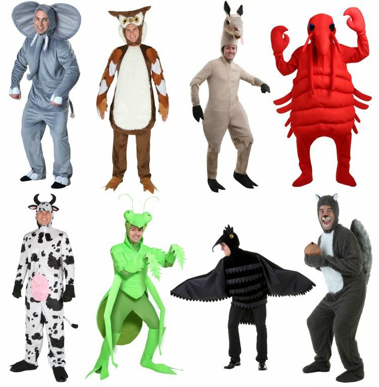 Fun Animal Halloween Costumes