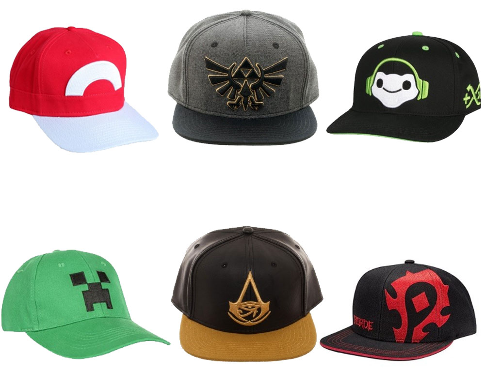 Video Game Hats