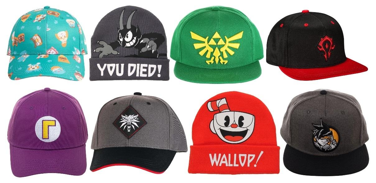 Gamer Hats