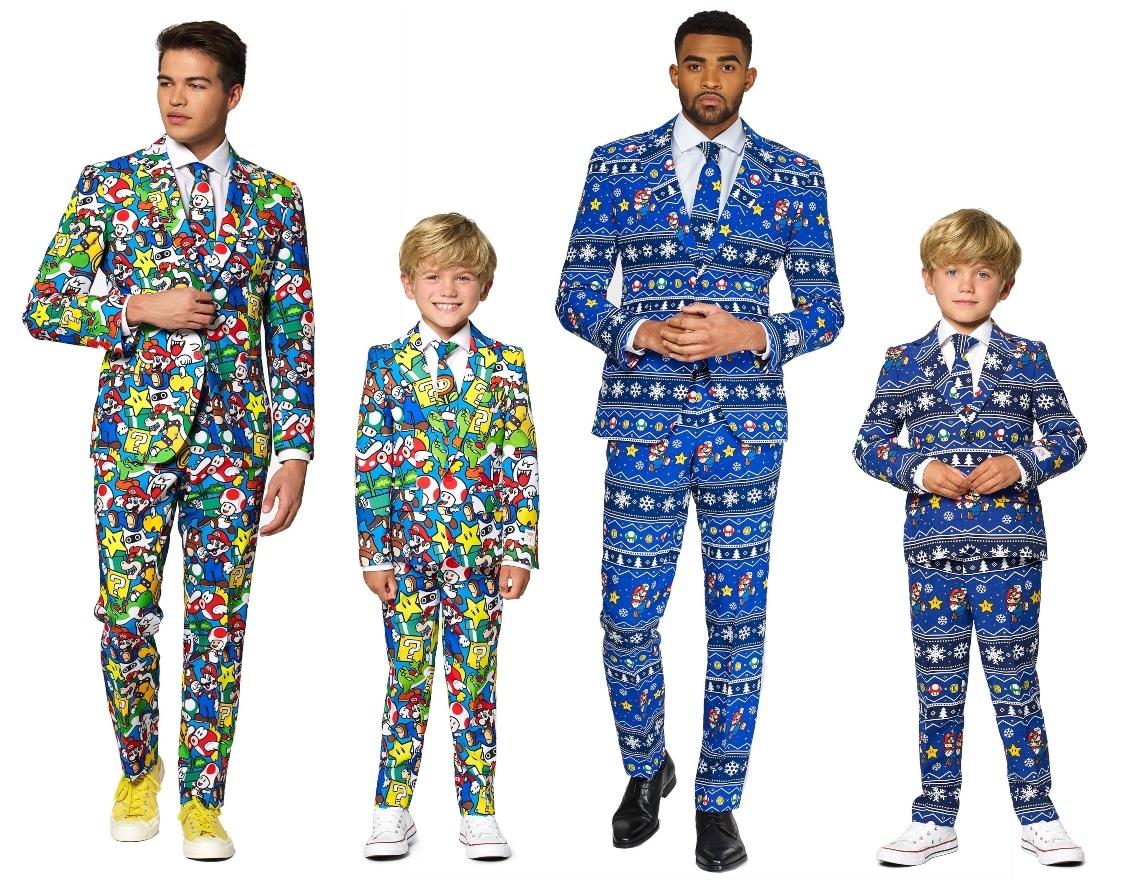 Mario Clothing