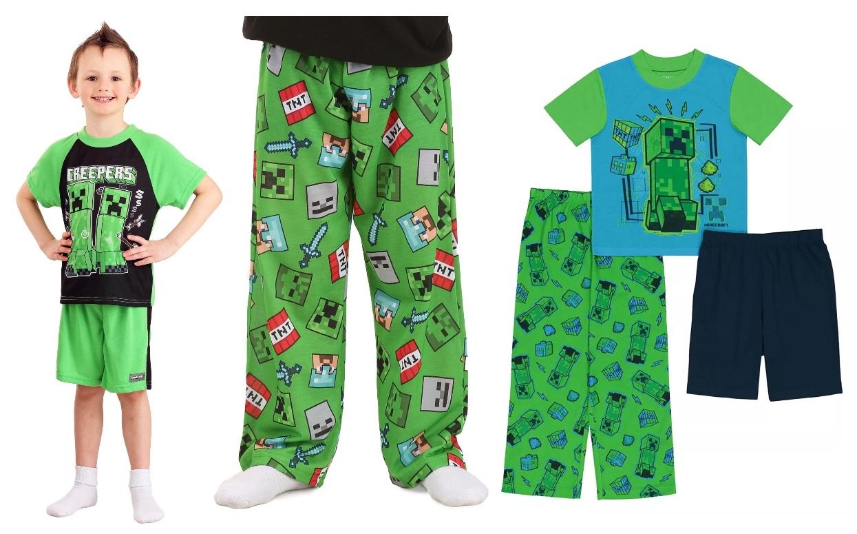 Minecraft Clothing