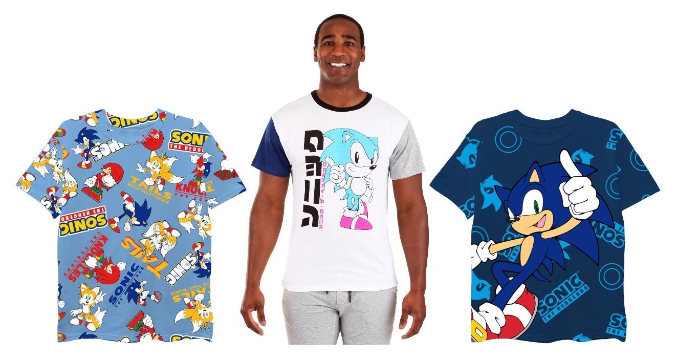 Sonic the Hedgehog Clothing