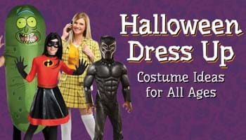Halloween Dress Up: Costume Ideas for All Ages