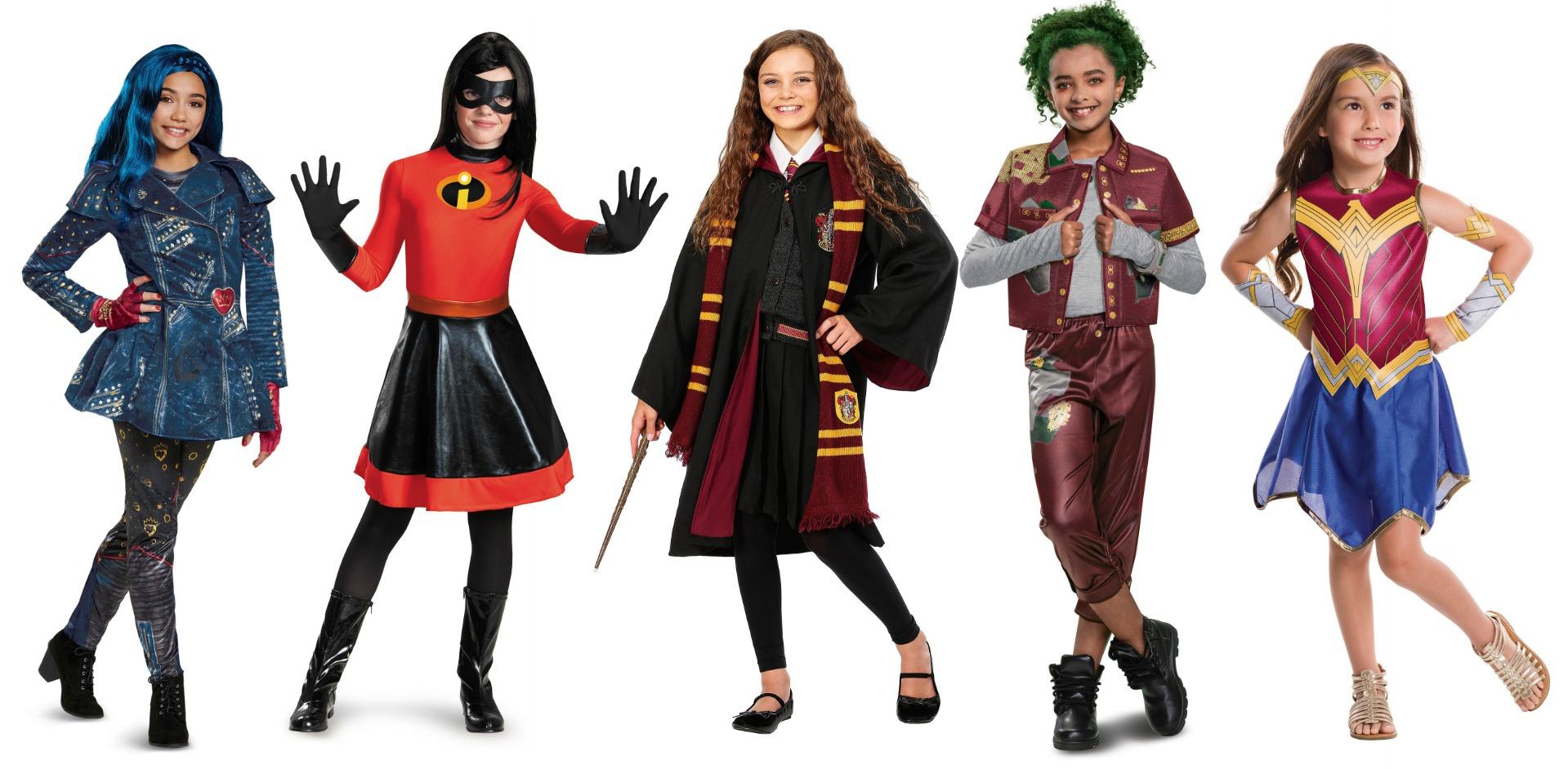 Halloween Dress Up for Girls