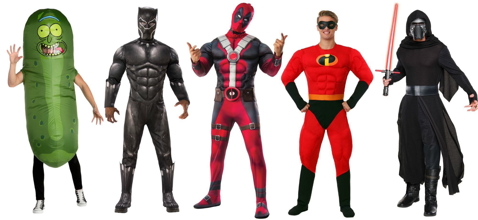 Halloween Dress Up for Men