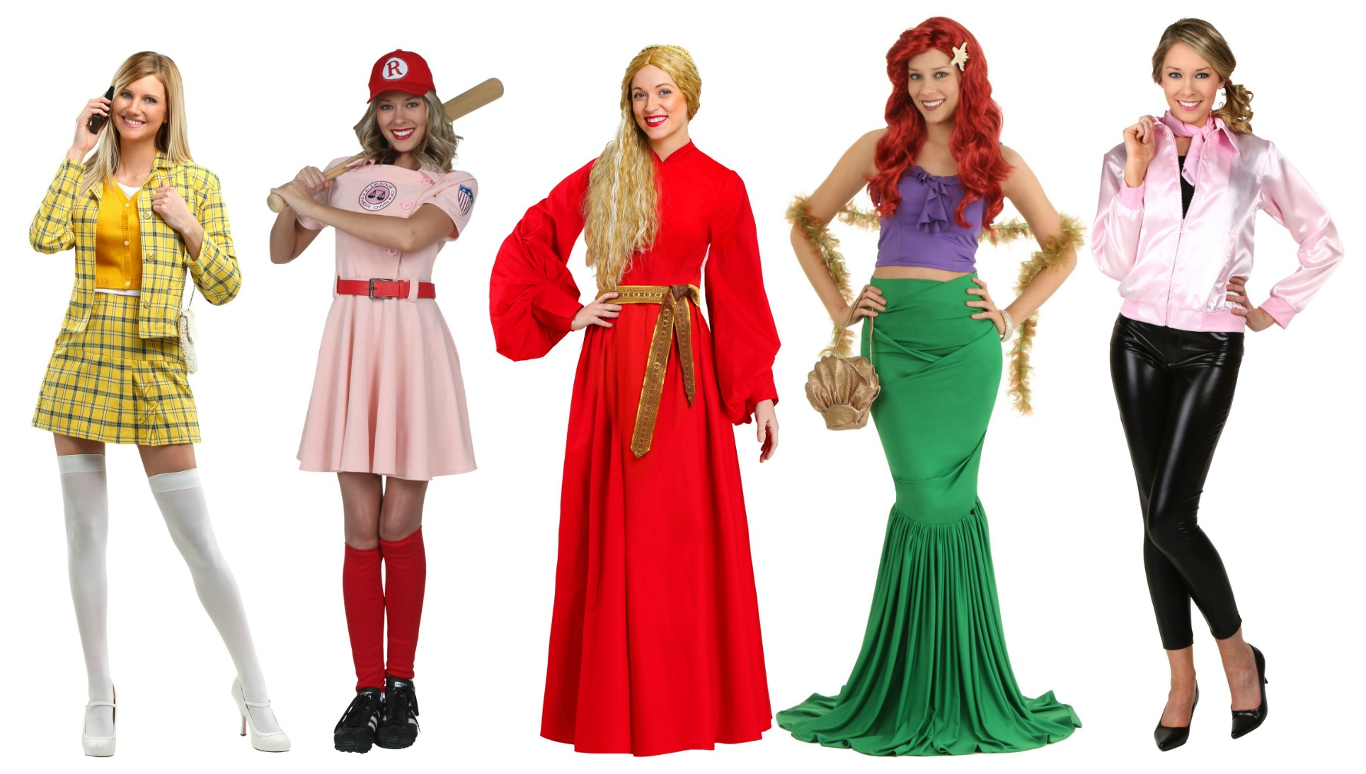 What are the characters for Halloween Who can dress up for Halloween