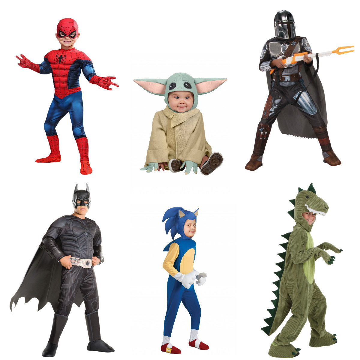 Popular Halloween Costumes for Boys in 2020