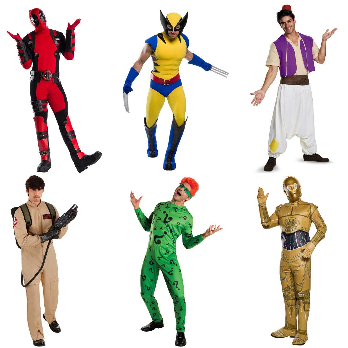 Popular Halloween Costumes for Men in 2020