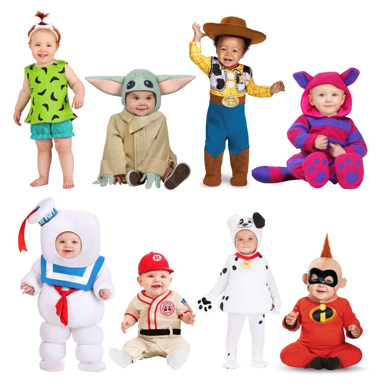 Popular Baby Costumes