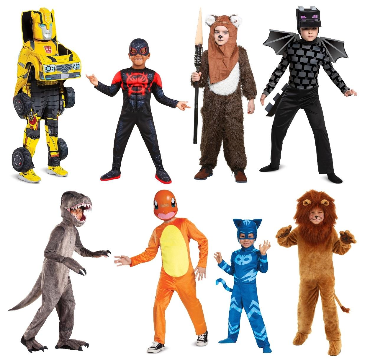 Popular Boys' Costumes