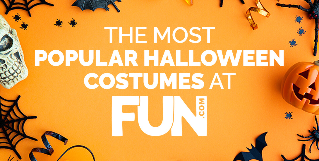 The Most Popular Halloween Costumes at FUN.com