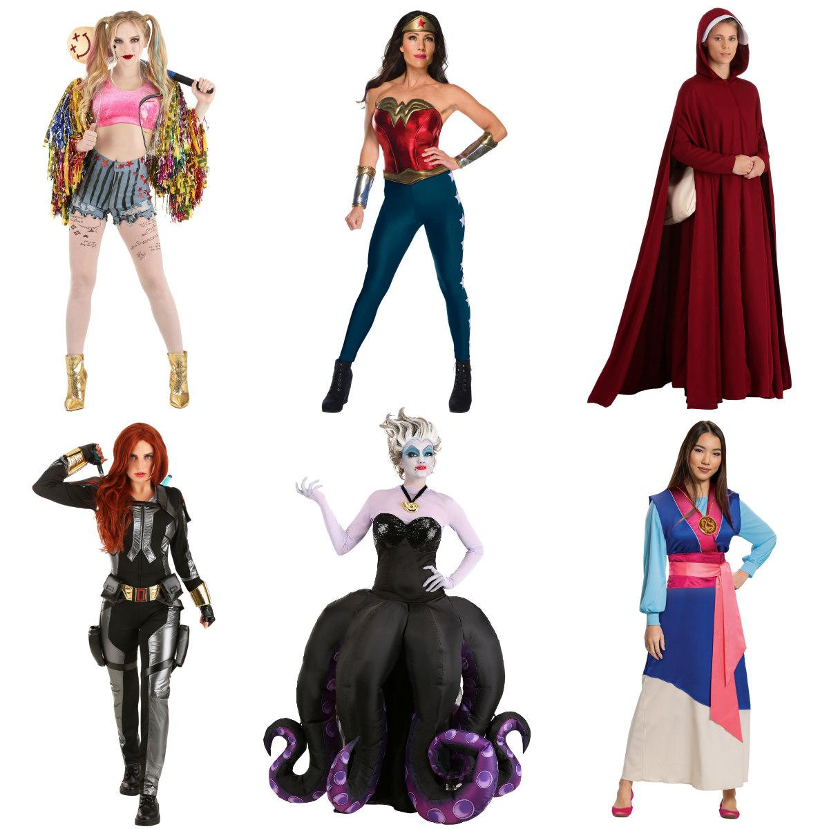 Popular Halloween Costumes for Women in 2020