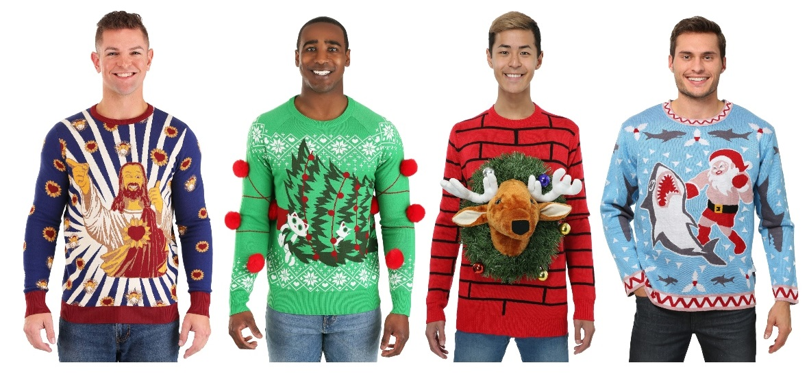 Funny Holiday Sweaters