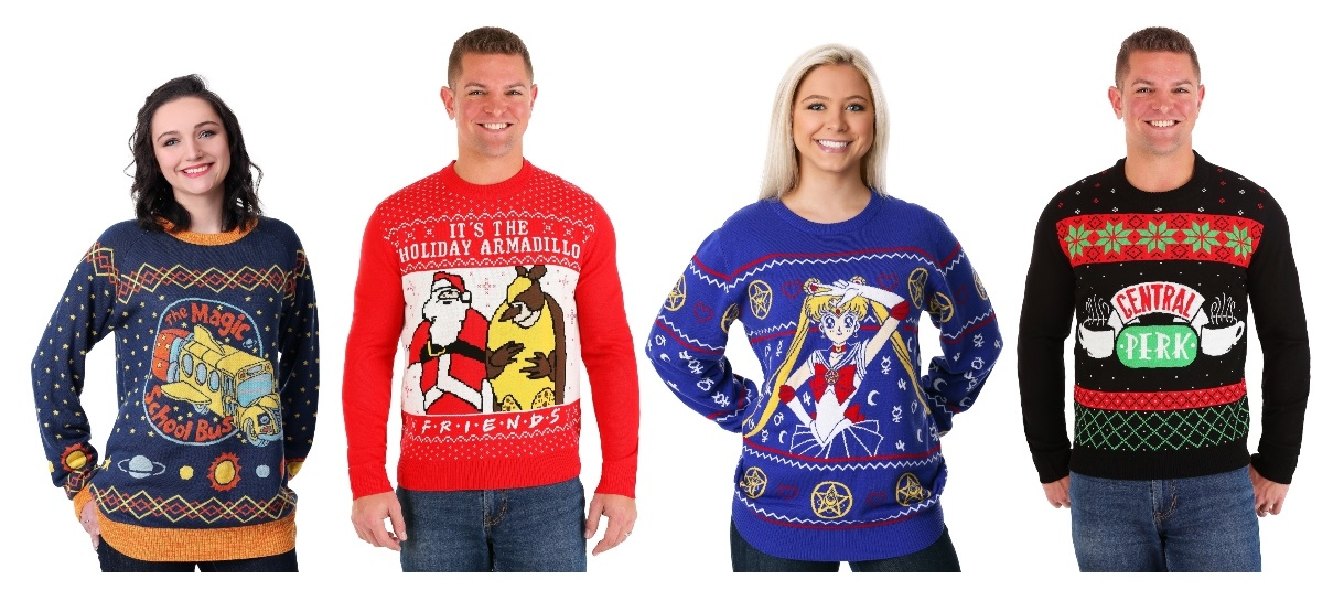 TV Ugly Christmas Sweaters