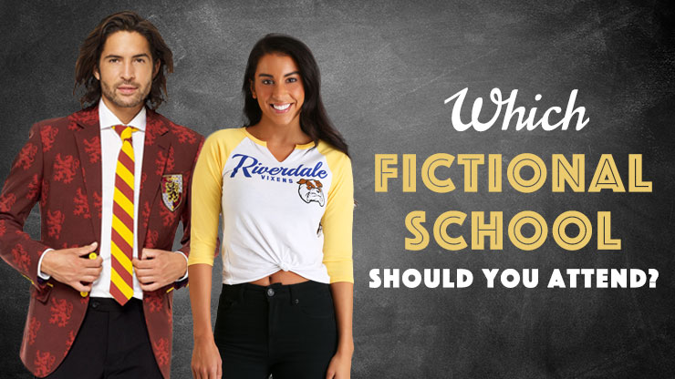 Which Fictional School Should You Attend?