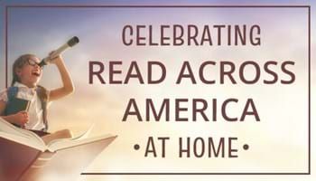 Celebrating Read Across America at Home: Read Like a Rockstar
