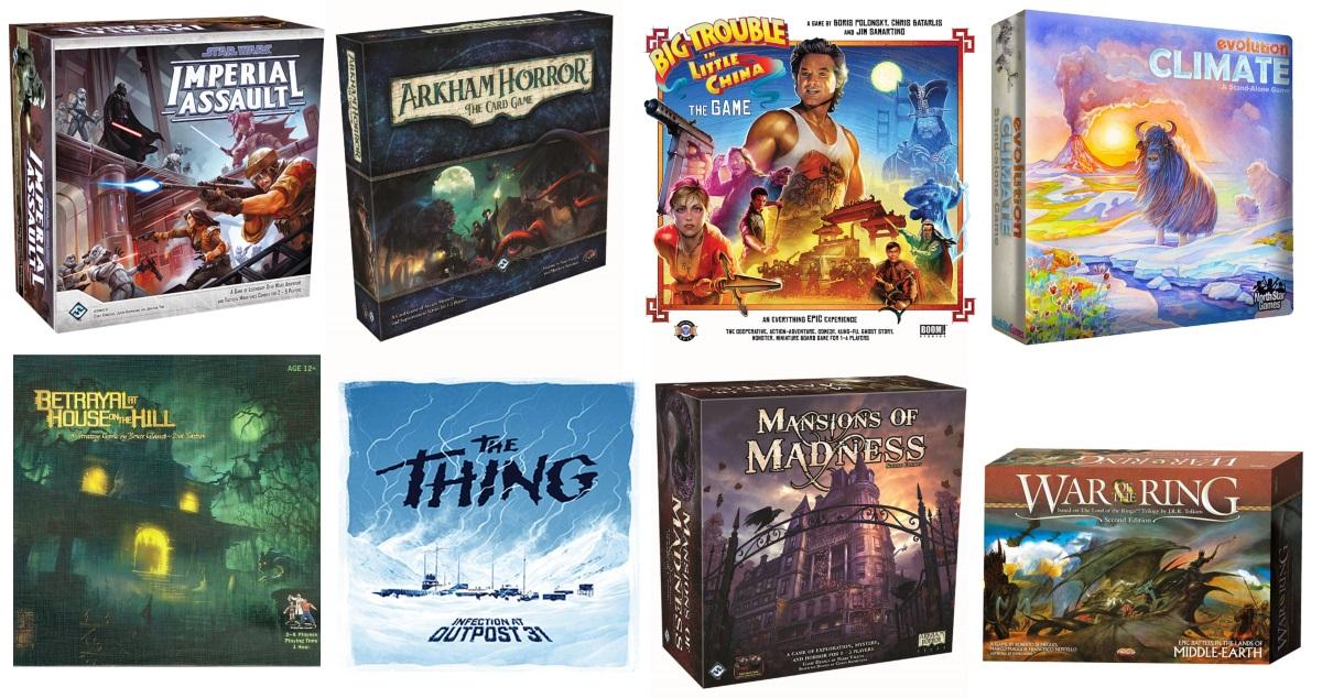 thematic board games