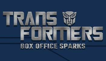 Transformers: Box Office Sparks