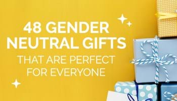 Gender Neutral Gifts for Adults