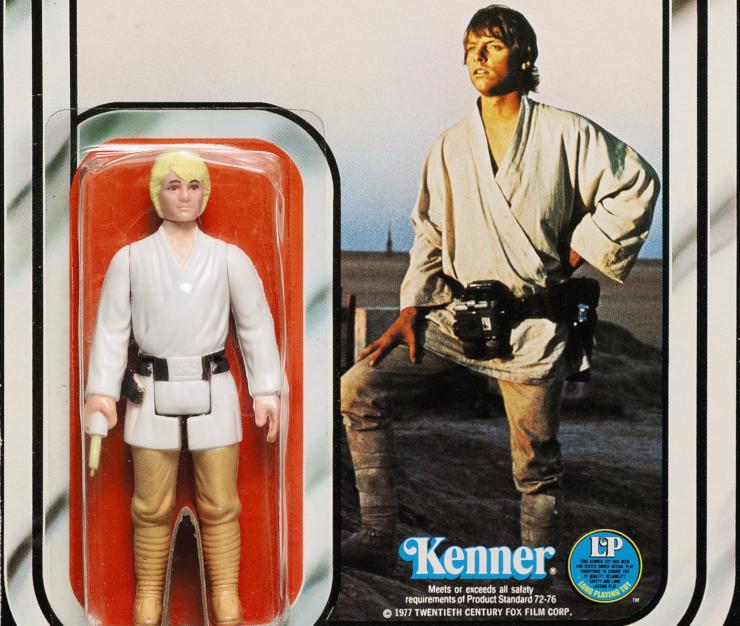 1978-1979 Star Wars Figures