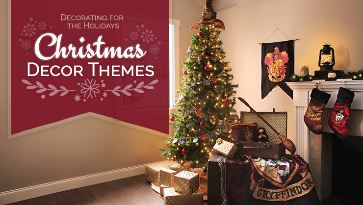 Decorating for the Holidays: Christmas Decor Themes
