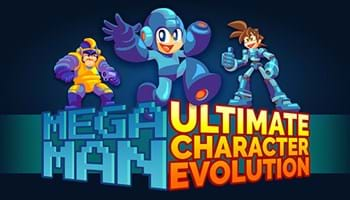 Mega Man Ultimate Character Evolution