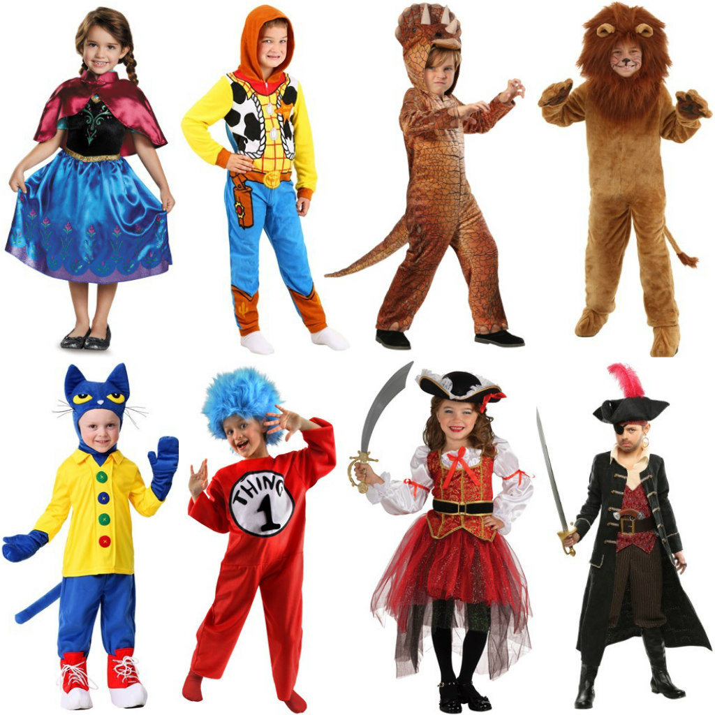 Play Pretend with Dress-Up Costumes