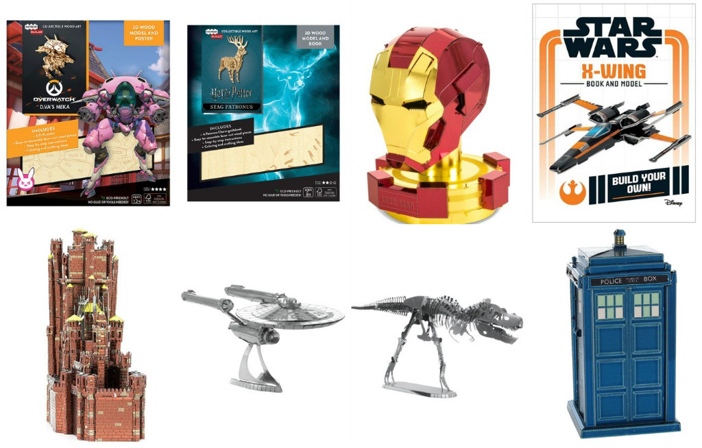 Assemble a Model Kit