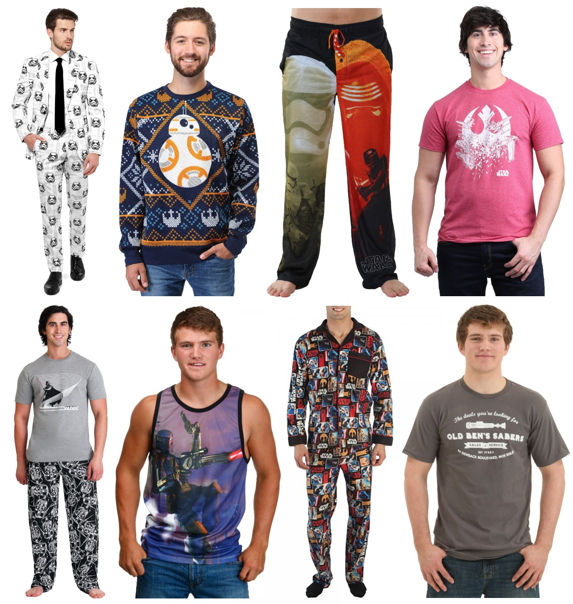 Star Wars Clothing for Men