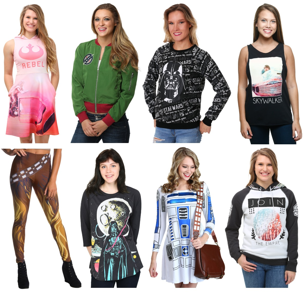 Star Wars Clothing for Women