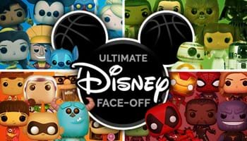 Ultimate Disney Face-Off: 2019 Funko March Madness Brackets