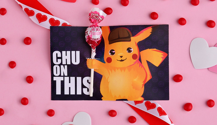 image about Pokemon Valentine Cards Printable titled 2019 Valentines Working day Printables for Small children in the direction of Grown ups