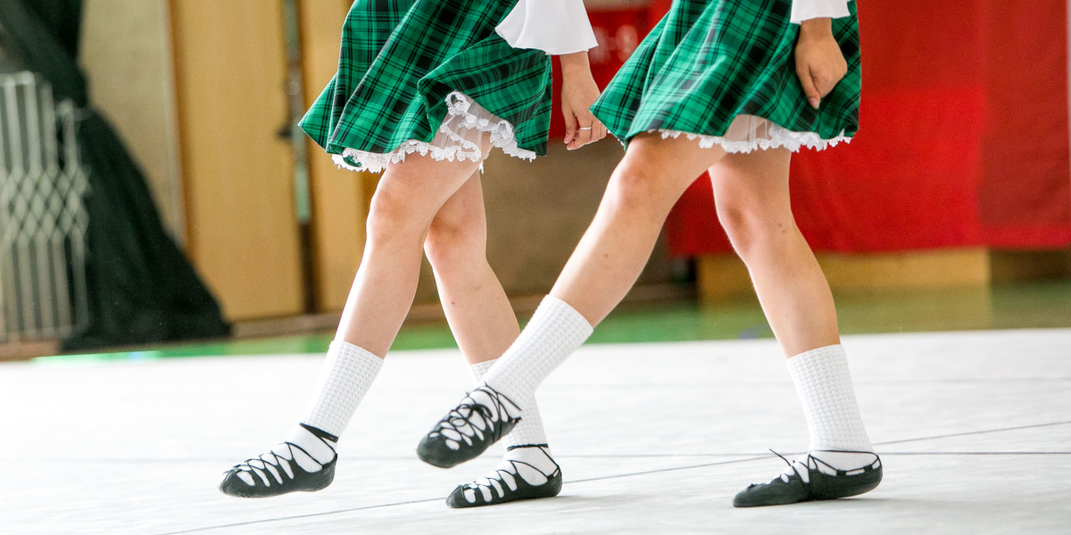 Learn to Irish Stepdance