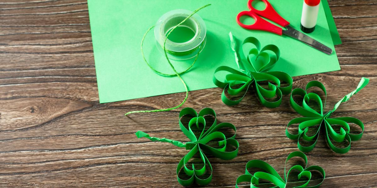 Make St. Patrick's Day Crafts