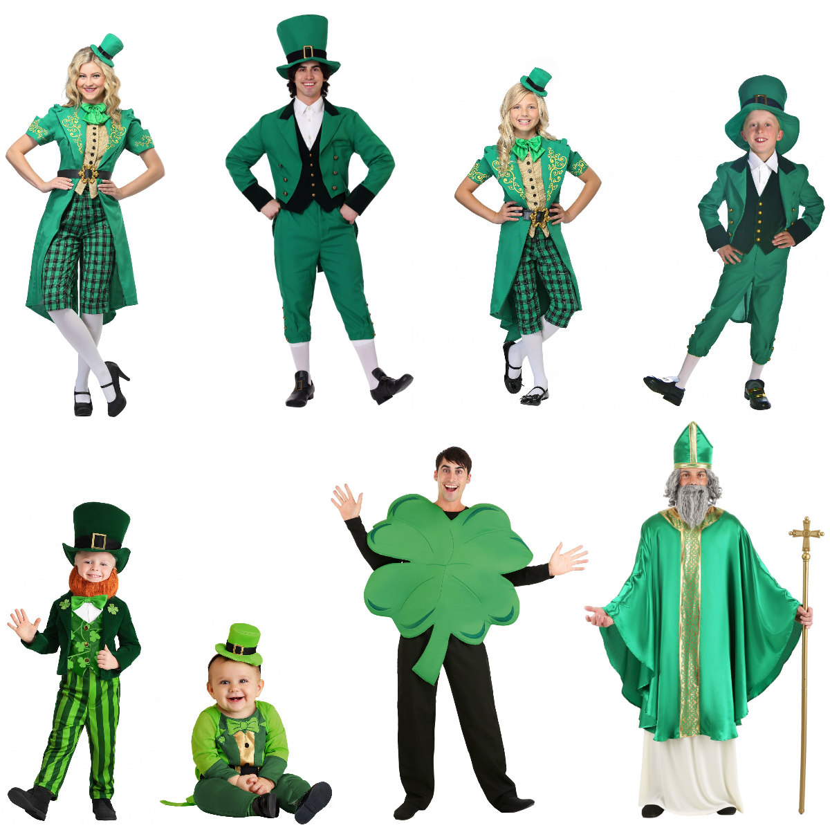 St. Patrick's Day Costumes for Parades