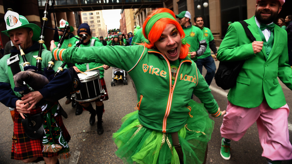 Watch the St. Patrick's Day Parade