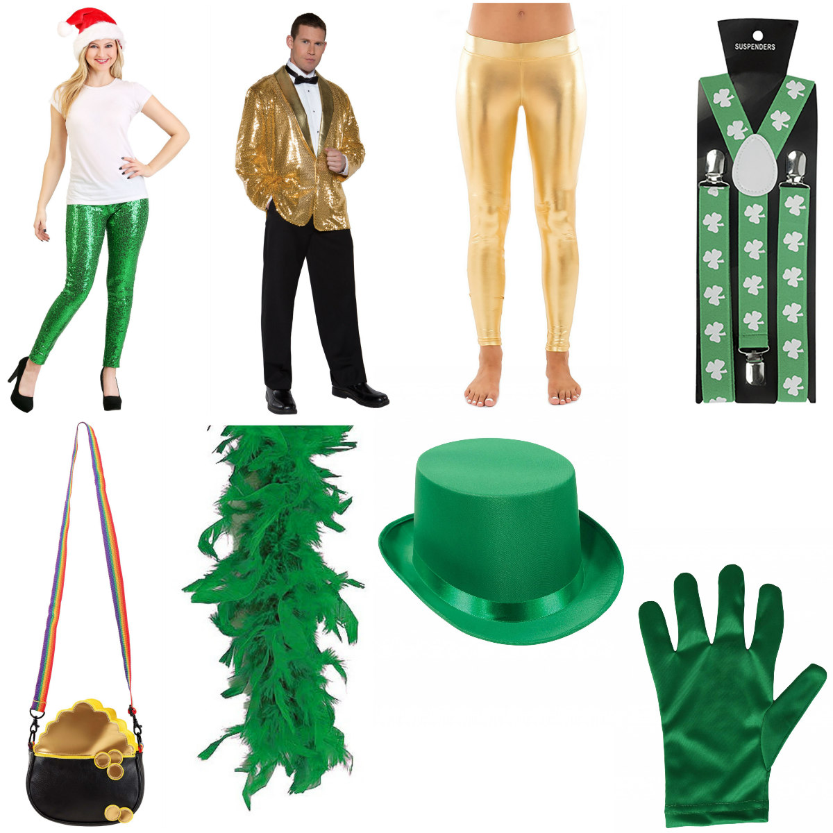 Accessories for St. Patrick's Day Bar Hopping