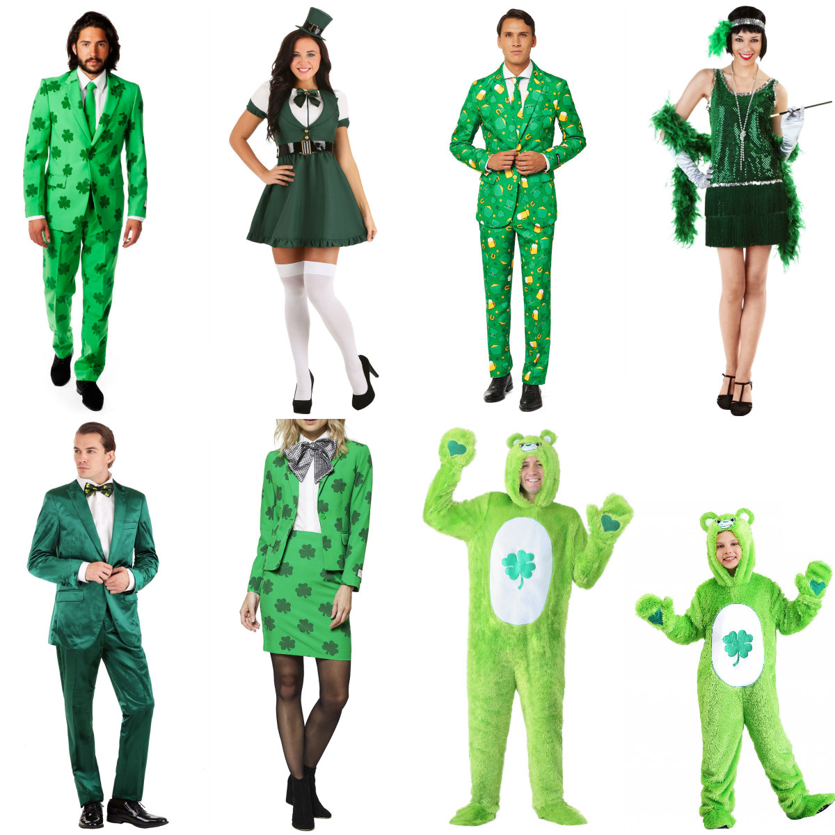 St. Patrick's Day Apparel for Parties