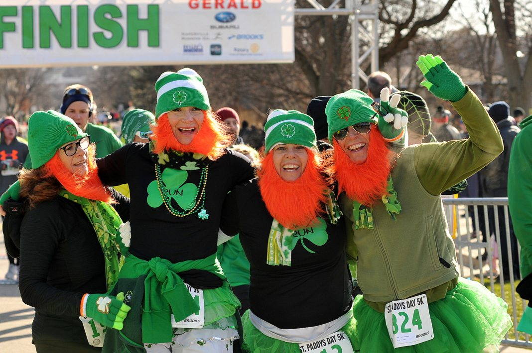 Run a 5K St. Patrick's Day Race