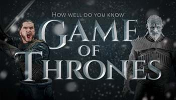 How Well Do You Know Game of Thrones? [Quiz]
