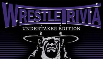 WrestleTrivia: The Undertaker Edition