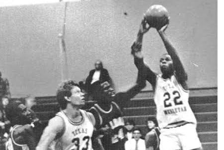 Mark Calawy Texas Wesleyan Basketball