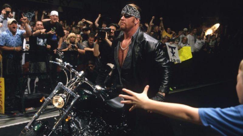 The Undertaker American Badass
